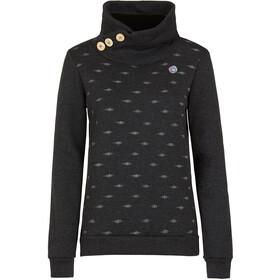 E9 N Poppy 2.1 Pullover Women, zwart